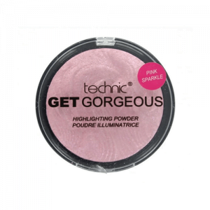 Technic Pink Sparkle Highlighting Powder