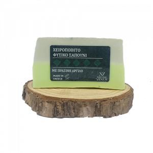 Σαπούνι Με Πράσινη Άργιλο