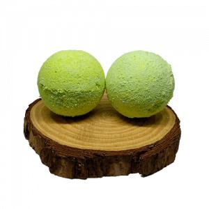Βόμβα οξυγόνου (Bath Bomb) Λεμόνι - Λάιμ