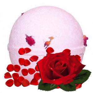 Βόμβα οξυγόνου (Bath Bomb) Τριαντάφυλλο