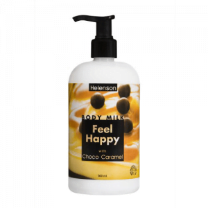 Body Milk Feel Happy Choco Caramel