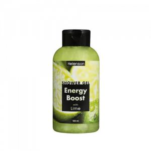 Shower Gel Energy Boost Lime