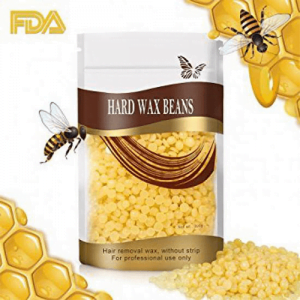Hard Wax Ζεστό Αποτριχωτικό Κερί Μέλι