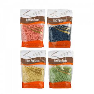 Beans Wax Ζεστό Αποτριχωτικό Κερί x 4