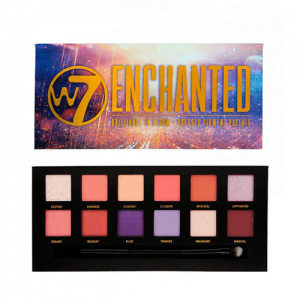 W7 Enchanted Eye Colour Palette 9.6gr