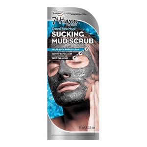 7th Heaven Dead Sea Mud Sucking Mud Scrub for Men