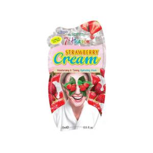 7th Heaven Strawberry Cream Moisturizing & Toning Hydrating Mask 15ml