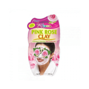 7th Heaven Pink Rose Clay Mask 15gr