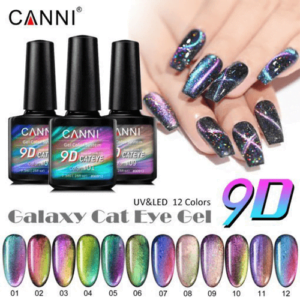 CANNI 9D Cat eye 7.3ml