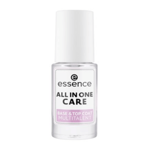 Essence All In One Care Base & Top Coat Multitalent 8ml