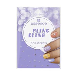 Essence Bling Bling Nail Stickers 28pcs