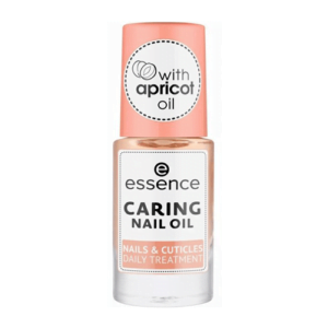 Essence Caring Nail Oil Nails And Culticles Daily Treatment 8ml