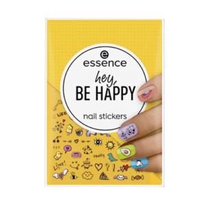 Essence Hey, Be Happy Nail Stickers 57pcs