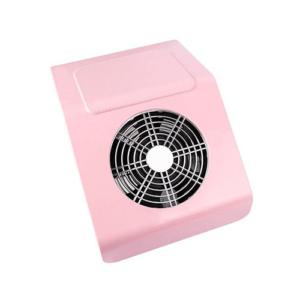 Απορροφητήρας σκόνης νυχιών ροζ 40W
