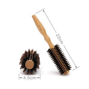 Βούρτσα Μαλλιών Ξύλινη 4.5cm-22cm