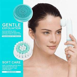 Βούρτσα Καθαρισμού Προσώπου με Υπερήχους Advanced Facial Cleaning Brush WL0156